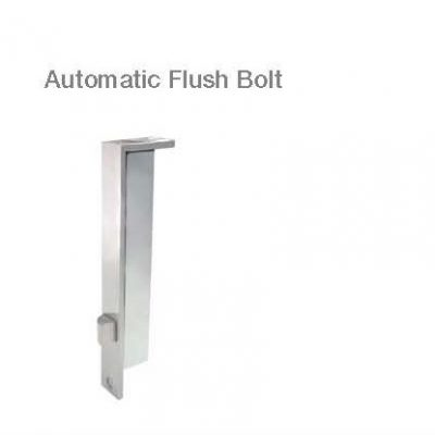 JUAL AUTOMATIC FLUSH BOLT BRS