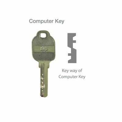 JUAL COMPUTER KEY BRS FOR CYLINDER