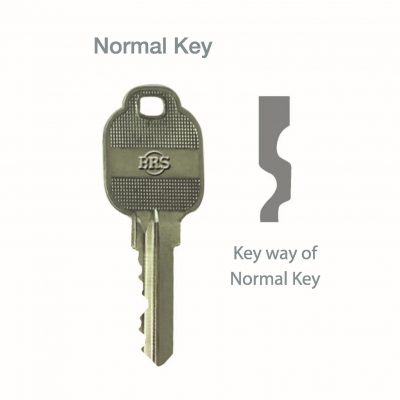 JUAL NORMAL KEY BRS FOR CYLINDER