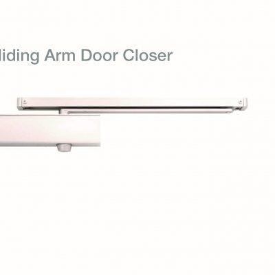 JUAL SLIDING ARM DOOR CLOSER BRS