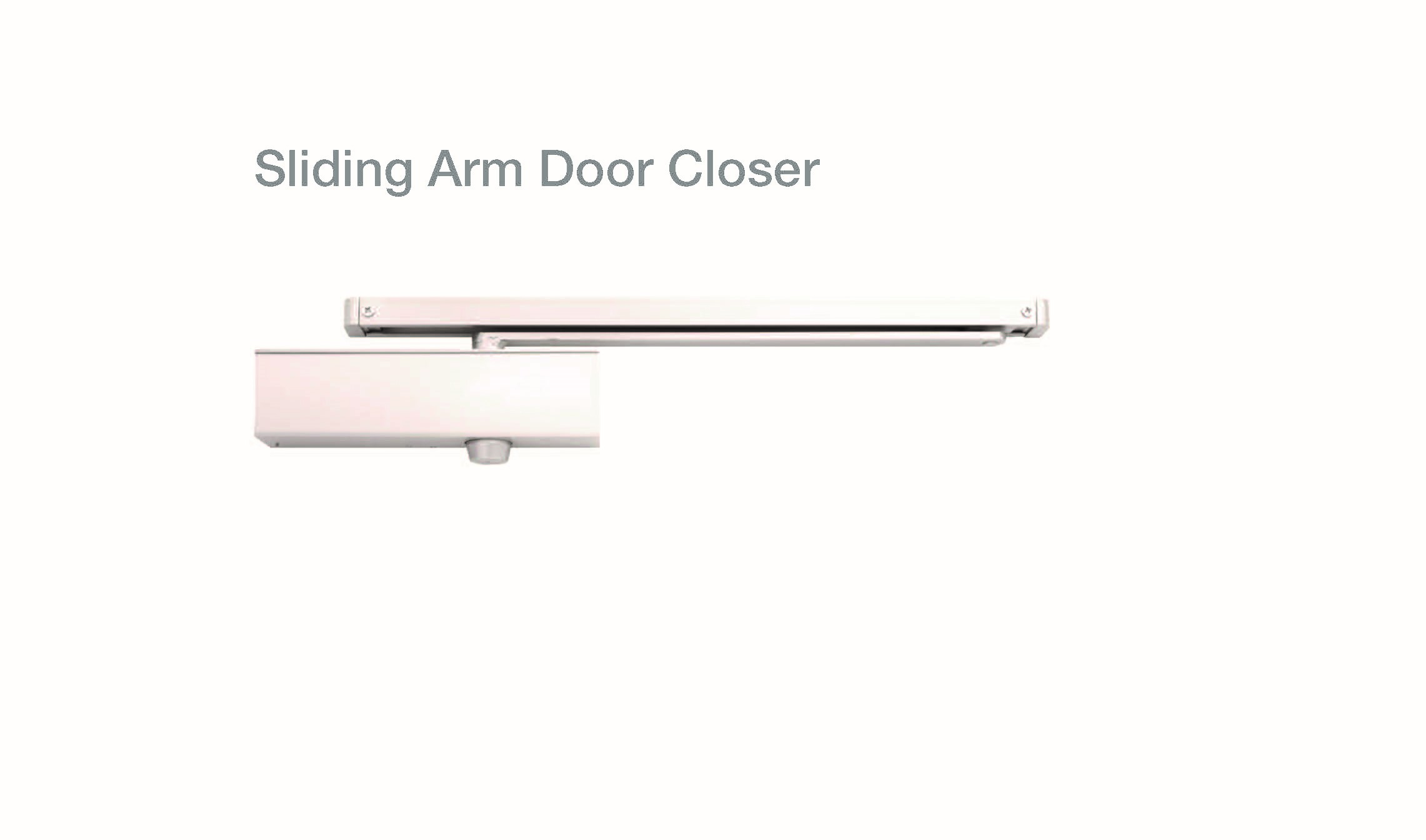 Sliding Arm Door Closer Brs Materialproyek Com