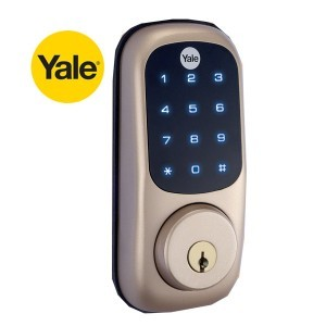 Jual Digital Door Lock YALE YDR 1212