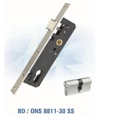jual Mortise Lock Onassis BD / ONS 8811-30 SS