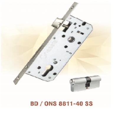 JUAL Mortise Lock Onassis BD / ONS 8811-40 SS