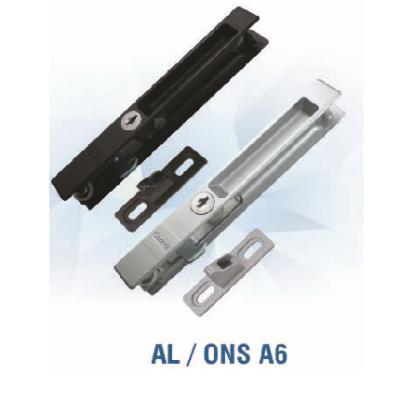 jual Aluminium Lock Onassis AL / ONS A6