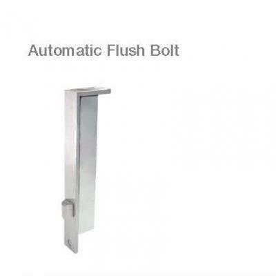 JUAL AUTOMATIC FLUSH BOLT BRS