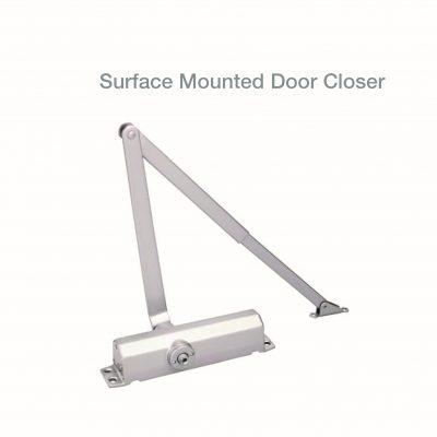 jual SURFACE MOUNTED DOOR CLOSER BRS